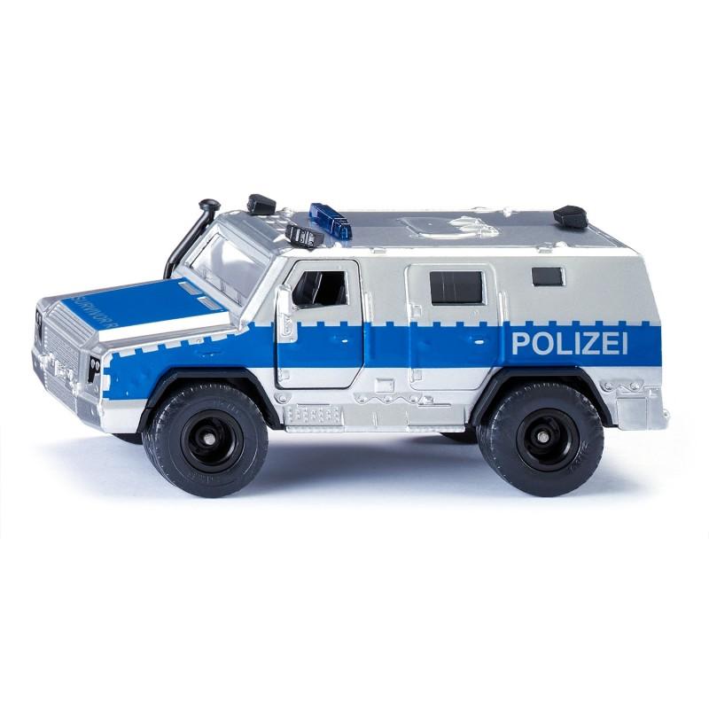 Rheinmetall MAN Survivor R 4x4 Polizei