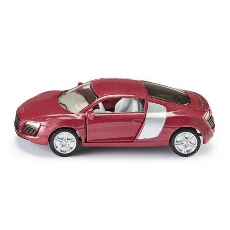 Audi R8, metallic bruinrood