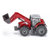 Massey-Ferguson 8690 with frontloader
