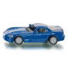 Dodge Viper metallic blauw