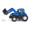 New Holland mit Frontlader