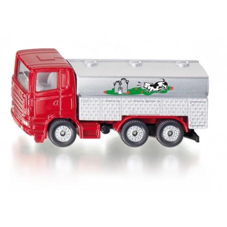 Scania R380 milk truck