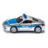 Porsche Polizei Motorway patrol car